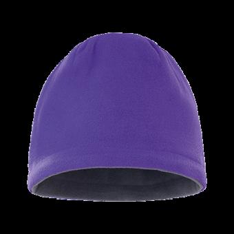 Reversible Fleece Mütze