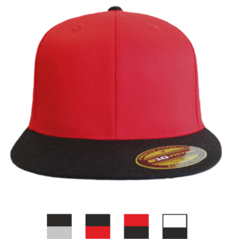 Premium 210 Fitted Cap 2-Tone