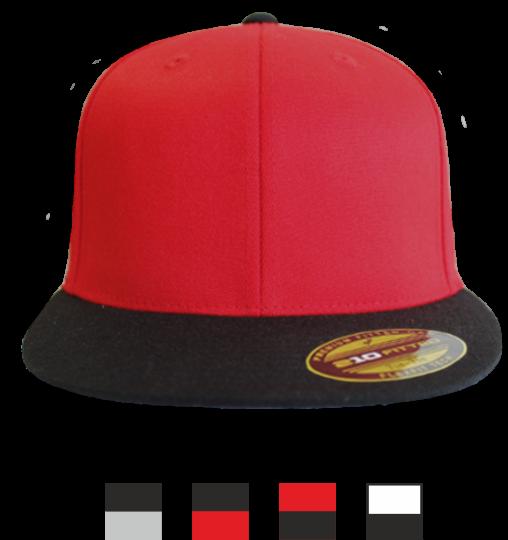 Premium 210 Fitted Cap 2-Tone