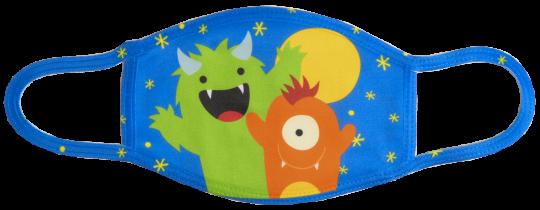Kinder Maske AllOver Druck – vollflächig gestaltbar S